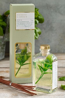 Basil and Tomato Leaf 180ml Diffuser