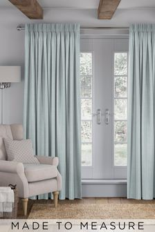 Nestor Seafoam Green Made To Measure Curtains