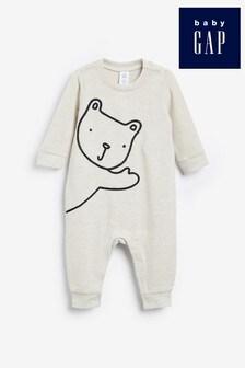 Gap Baby Bear Graphic Sleepsuit