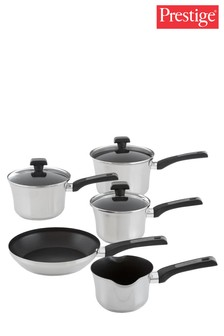 5 Piece Meyer DuraSteel Pan Set