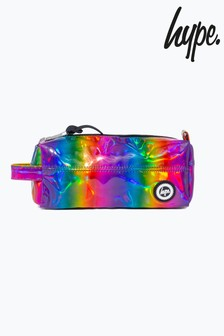 Hype. Rainbow Pencil Case