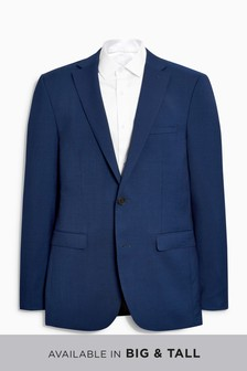 Signature Italian Wool Suit: Jacket
