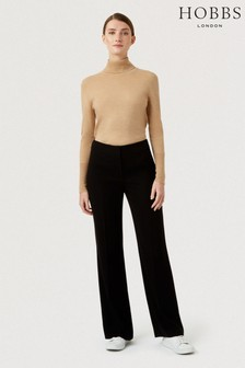Hobbs Black Alva Trousers