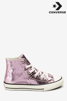 Converse Snake High Youth Trainers