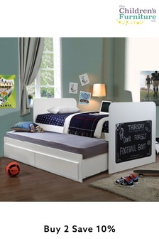 Scribble Captains Bed By The Children's Furniture Company