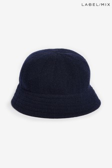 Mix/Somerville Knitted Bucket Hat
