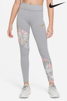 Nike One Floral Leggings