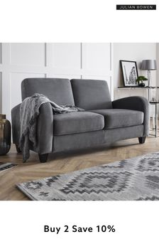 Vivo Grey Sofa Bed by Julian Bowen