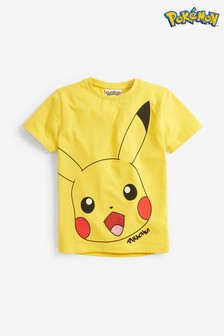 Pokémon™ Printed T-Shirt (3-14yrs)