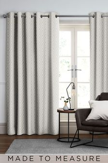 Nina Ochre Yellow Made To Measure Curtains