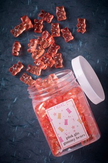 Pink Gin Gummy Bears