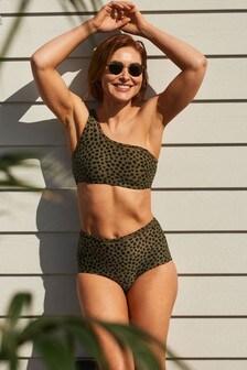 Emma Willis Midi Bikini Briefs