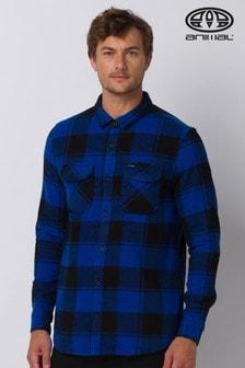 Animal Blue Shovel Long Sleeve Shirt