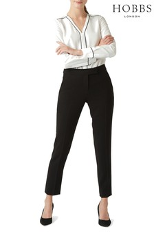 Hobbs Black Anne Trouser