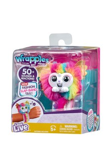 Little Live Pets Wrapples Raybo