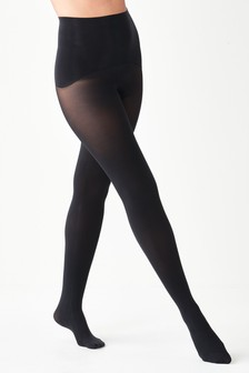 Seamless 100 Denier Tights One Pack
