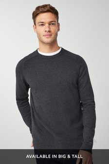 7ee8be7e11b Cotton Rich Textured Crew