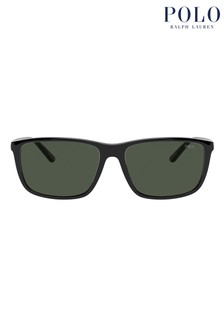 Polo by Ralph Lauren Rectangular Sunglasses