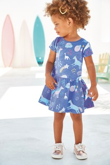 Jersey Dress (3mths-8yrs)