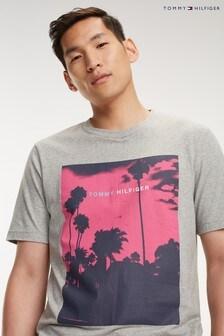 Tommy Hilfiger Palm Print T-Shirt