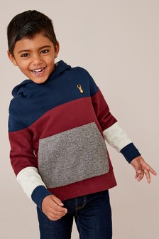 Colourblock Hoody (3-16yrs)