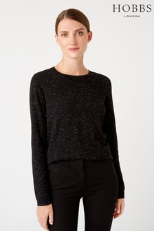 Hobbs Black Emi Sweater
