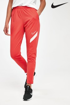 Nike Red Dri-FIT Academy Pro Pants