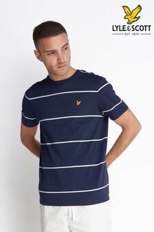 Lyle & Scott Wide Stripe T-Shirt