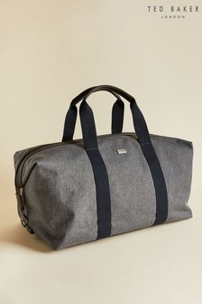 Ted Baker Grey Handle Holdall