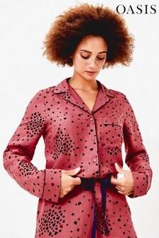 Oasis Red Heart Shirt