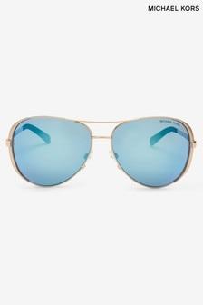 Michael Kors Mirrored Chelsea Sunglasses