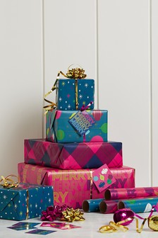 8M Christmas Wrap Pack