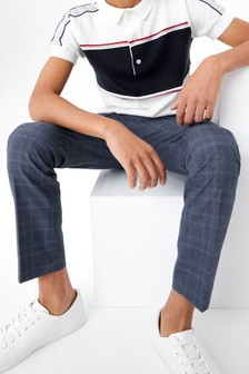 Check Formal Skinny Fit Trousers (3-16yrs)