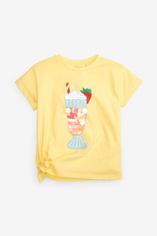 Sequin Milkshake T-Shirt (3-16yrs)