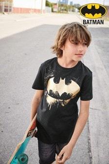 Batman® Foil T-Shirt (3-14yrs)
