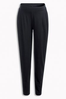 Maternity Jersey Tapered Trousers