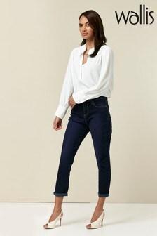 Wallis Petite Indigo Denim Jeans