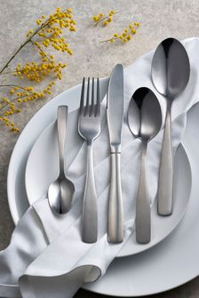 32 Piece Studio Cutlery Set