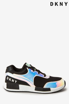 DKNY Black Trainers