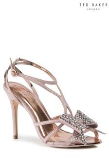 8749da7c1 Ted Baker Pink Arayi Sandals