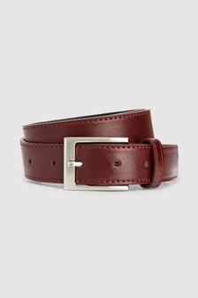 Stitched Edge Belt