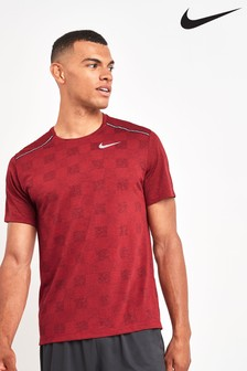Nike Jacquard Miler T-Shirt