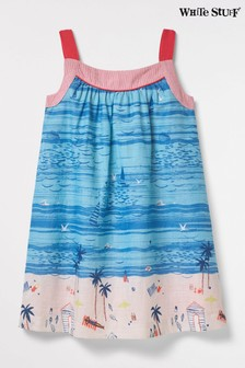 White Stuff Blue Day Out Dress