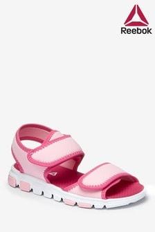 Reebok Pink/White Wave Glider III