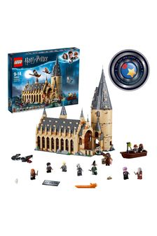 Конструктор LEGO® Harry Potter Hogwarts Great Hall