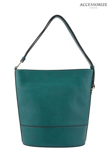Accessorize Teal Rachel Shoulder Bag