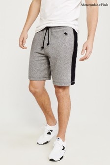 Abercrombie & Fitch Grey Icon Shorts