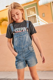 Mid Dungarees (3-16yrs)