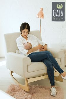 Gaia Serena Rocking Chair By Gaia Baby