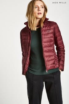 Jack Wills Berry Cartmell Lightweight Down Padded Jacket